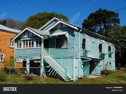 House Plans On Stilts Brisbane Australia September 11 A Light Blue High Set