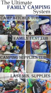 Camp Kitchen Ideas by Best 25 Tent Camping Organization Ideas On Pinterest Camping