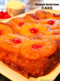 pineapple upside down cake melissassouthernstylekitchen com