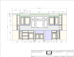 sample kitchen design package