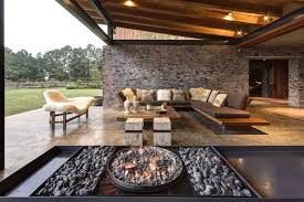 Patio Designs Cool Concrete Patio Designs And The Houses They Complement