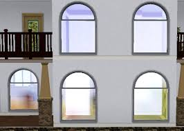 Colonial Windows Designs Mod The Sims Colonial Window Styles