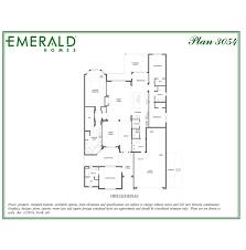 plan 3054 jacobs reserve emerald conroe texas d r horton