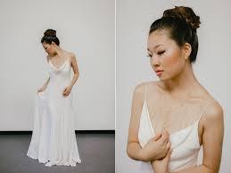 portland wedding dresses industrial bright geometric wedding inspiration by jean