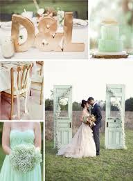 mint green wedding 64 brilliant mint and gold wedding ideas happywedd