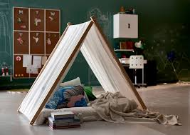 how to make your own indoor teepee