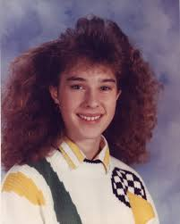 haircuts in 1988 self deprecating sunday ya author jody sparks