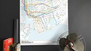 Nyc Bus And Subway Maps by Nyc Bullet Map One Map One City By Anthony Denaro U2014 Kickstarter