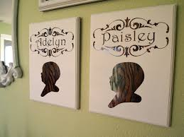 Baby Plaques Baby Profile Plaques With Tutorial Reality Daydream