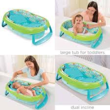 travel bathtub baby travel shower newborn toddler sink summer infant baby bath tub