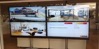 digital window real estate digital window displays