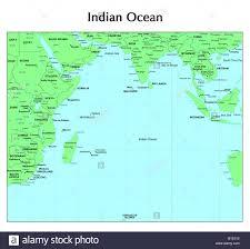 Indian Ocean Map Indian Ocean And Map Stockfotos U0026 Indian Ocean And Map Bilder Alamy