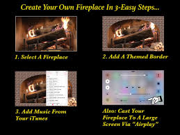 fireplace with music hd app ranking and store data app annie