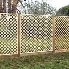 Fence Panels With Trellis Stunning Decoration Trellis Fence Panels Terrific Building Lattice