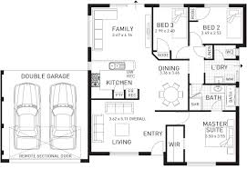 Single Storey Floor Plans by Single Storey Home Designs Single Level Display Homes Domain