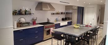 mid century modern metal kitchen cabinets cliff kitchen