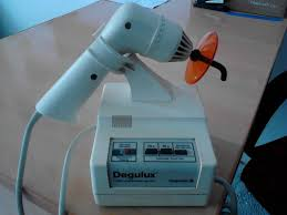 what is a dental curing light used for used degussa mlw degulux dental curing light for sale 816256581
