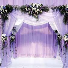 wedding backdrop for pictures 33ft 10m wedding backdrop gauze curtain wedding party venus decor