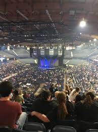 monster truck show allstate arena allstate arena section 214 row m seat 11 ed sheeran tour