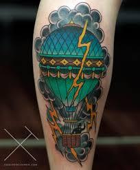lightning tattoos designs 35 lightning