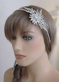 jewelled headband gold headband veil wrap gold deco great gatsby