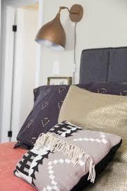 Gold And Coral Bedroom Vintage Modern Master Bedroom Bright Green Door