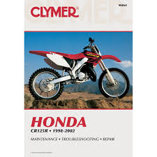 buy clymer m457 2 service manual honda cr125 92 97 cr250r 92 96
