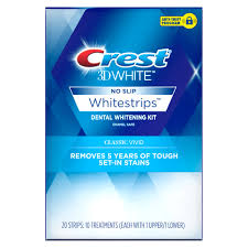 crest 3d white whitestrips with light review crest 3d white classic vivid whitestrips review allure