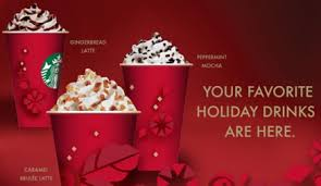 target black friday calander rise and shine november 12 starbucks bogo drinks new coupons