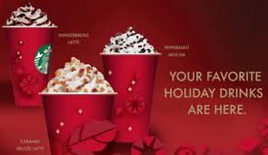 target black friday sale calender rise and shine november 12 starbucks bogo drinks new coupons
