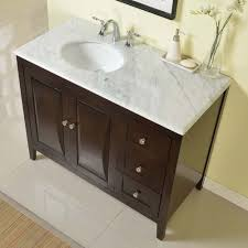 off center sink bathroom vanity