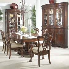 Buffet Glass Doors by Traditional China Buffet U0026 Hutch With Glass Doors And Shelves By