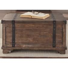 Coffee Tables Chest Trunk Coffee Console Sofa End Tables For Less Overstock