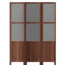 panel room divider folding screen panel room divider 3d model cgstudio