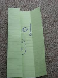 turn your letter into it s own envelope 8 steps