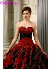 gothic wedding gown promotion shop for promotional gothic wedding