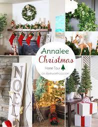 annalee christmas home tour kleinworth u0026 co