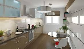 cuisine d appartement d un appartement de la résidence 7 rive gauche