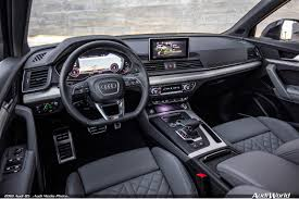 Audi Q5 60 Plate - 2018 audi q5 makes its us debut at the los angeles auto show