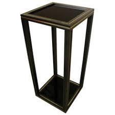 Modern Pedestal Table by Sleek Modern Pedestal Furnitures Details Pinterest