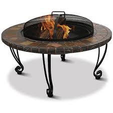Slate Top Patio Table by Furniture Fantastic Walmart Fire Pits For Patio Furntiure Ideas