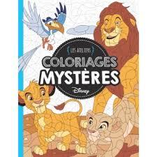 Disney  Les ateliers  Jeux et Coloriages  Eveil et 1er Age