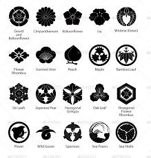 80 japanese samurai crests by dotproof graphicriver