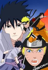 vs sasuke v s sasuke colored by lymmny on deviantart