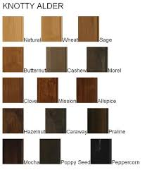 kitchen cabinet stain colors on alder knotty alder kitchen and bathroom cabinets alder kitchen