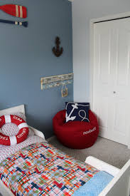 kids room boys nautical room in the process my little boy blue