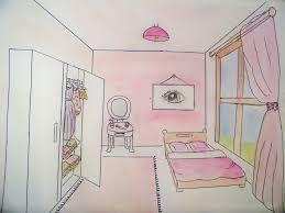 dessiner une chambre en perspective chambre en perspective dessin d une chambre dessin chambre 3d