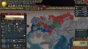 Biggest Video Game Maps Biggest War I U0027ve Seen In Eu4 Imgur