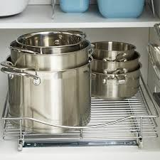 how to organize pots and pans in a cupboard how to organize your kitchen cabinets step by step project