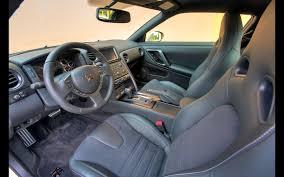 Nissan Gtr Gold - 2016 nissan gt r 45th anniversary gold edition interior 1